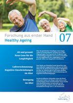 LFV Healthy Ageing Broschüre: Forschung aus erster Hand