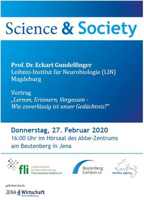 Poster Science & Society