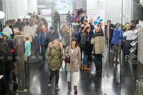 Almost 2.000 visitors came to see Aging Research at FLI (photo: FLI/Thomas Müller)