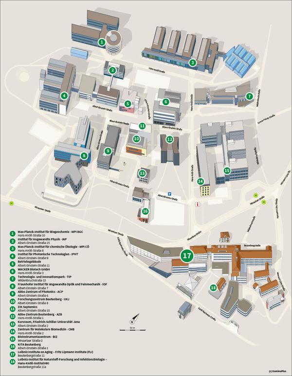 Der Beutenberg Campus