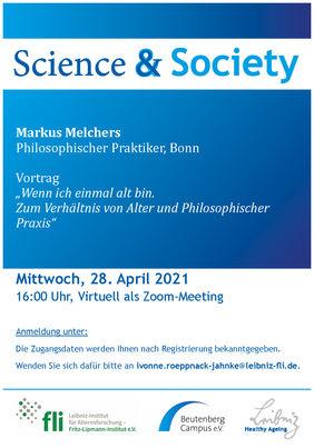 Poster Science & Society (pdf)