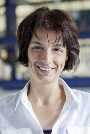 Aspasia Ploubidou, PhD