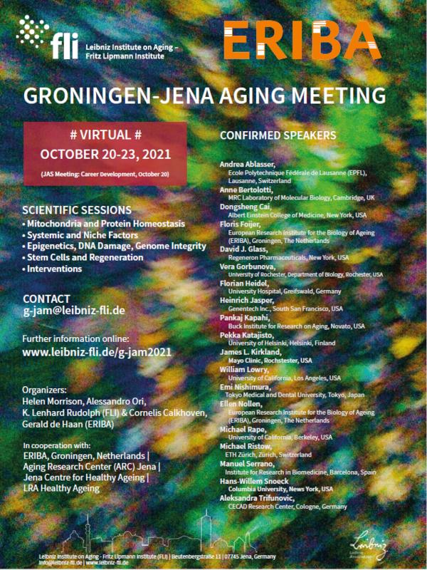 Poster G-JAM 2021