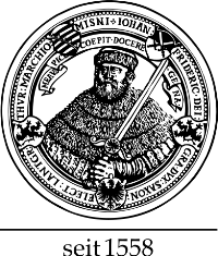 Friedrich Schiller University Jena Logo