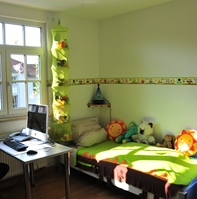 Parent-Child Workroom at FLI