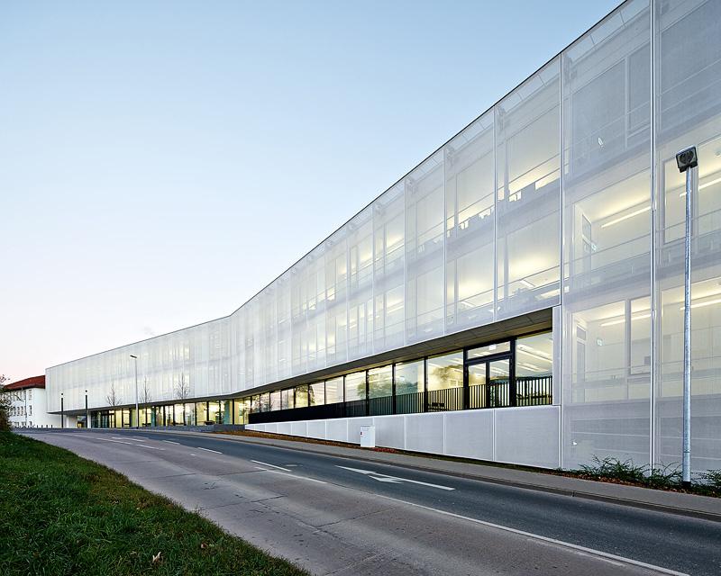 New FLI Building